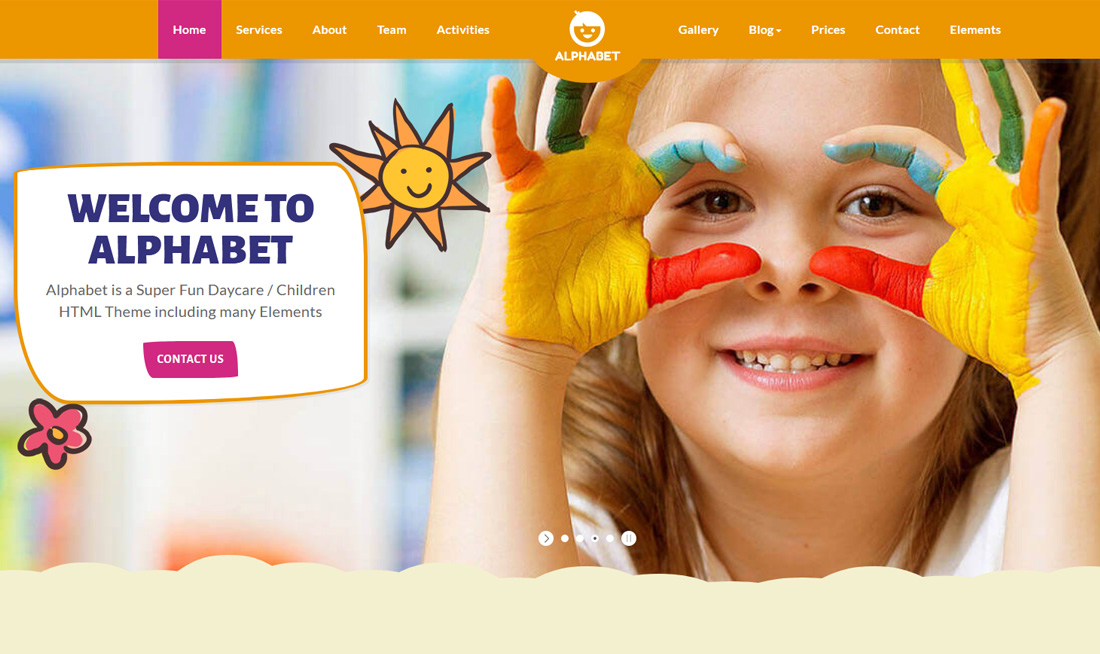 20 Best Students Friendly School Website Templates