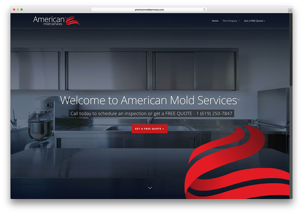 americanmoldservices-cleaning-service-site-example