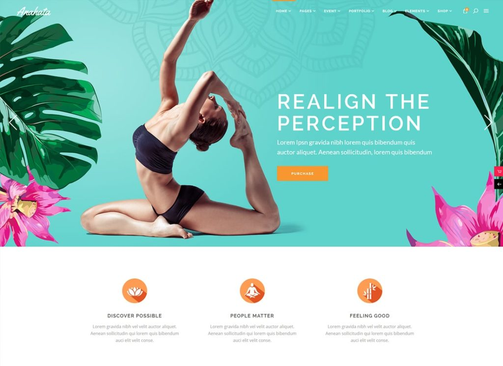 , Meditation WordPress Themes to Put Your Yoga Studio Ahead of the Competition, Rojak WP