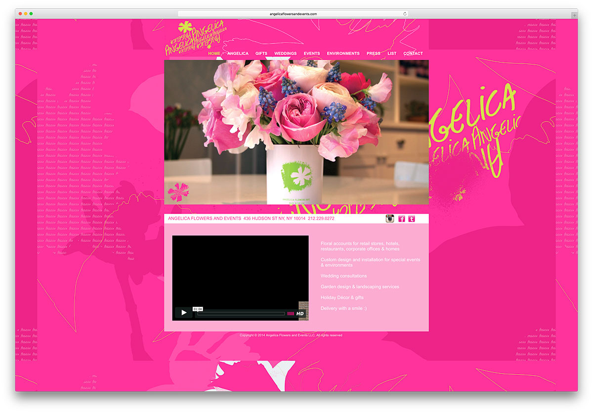 angelicaflowersandevents-flower-website-wix-example