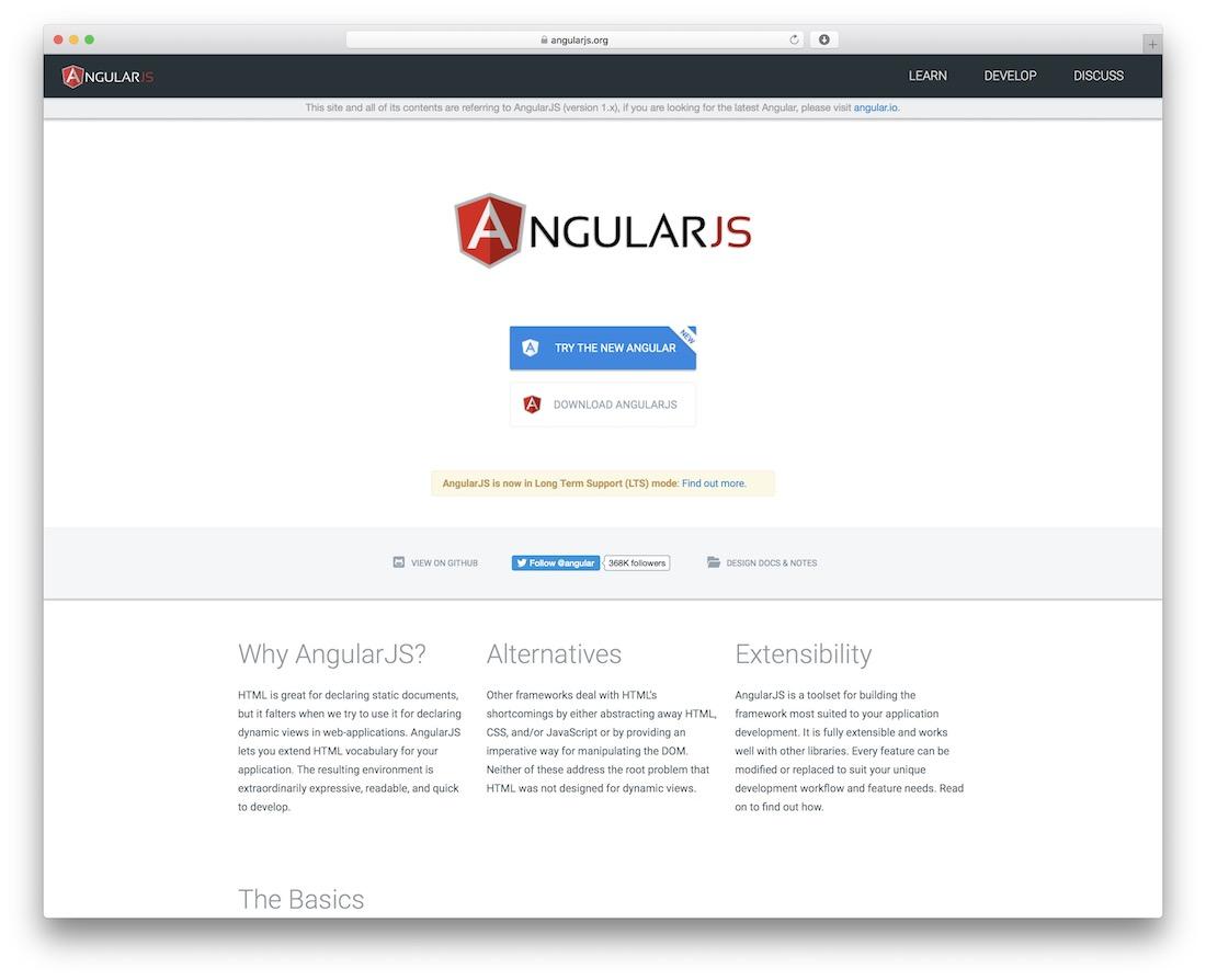 , 24 Best Free JavaScript Frameworks for Web Developers 2020, Rojak WP