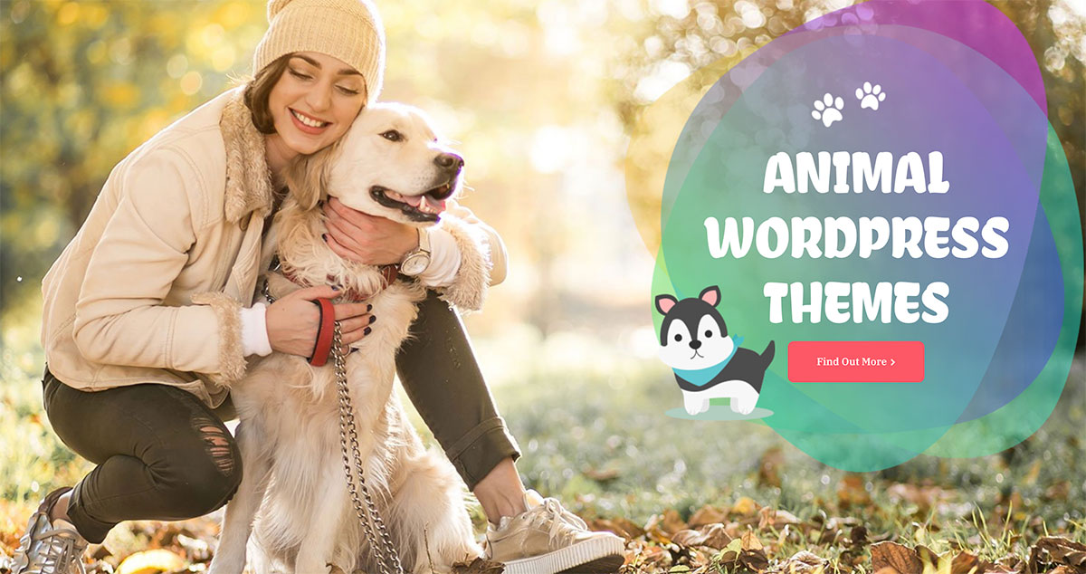 15 Finest Animal WordPress Themes Of Your Choice 2019