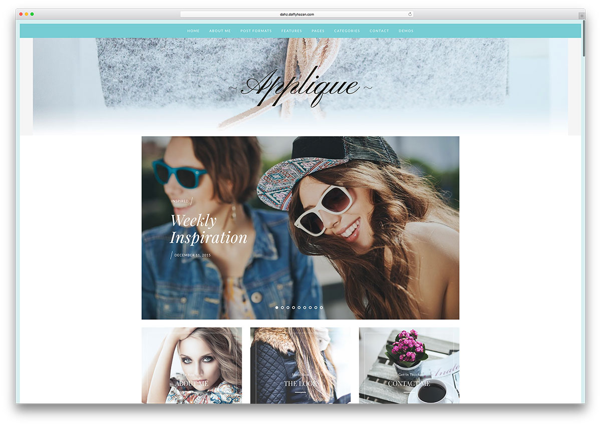 applique-creative-fashion-wordpress-blog-theme