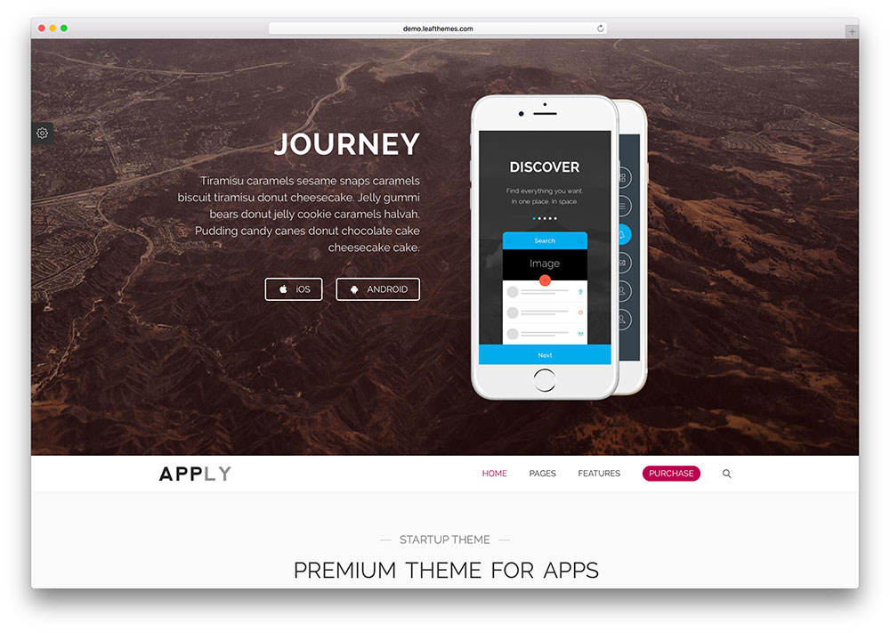 apply-app-landing-page-theme