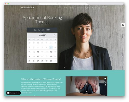 Appointment Booking Themes