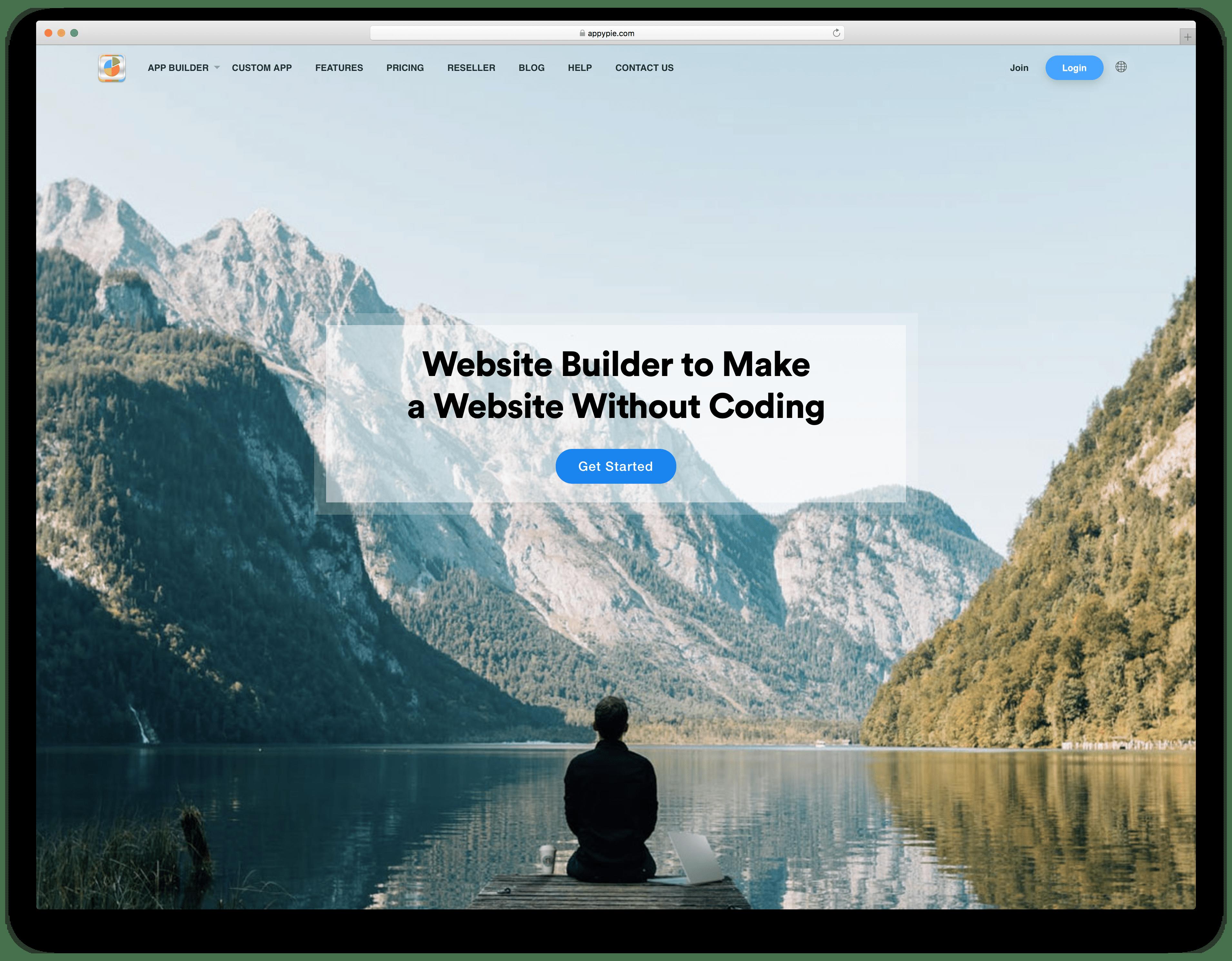 appypie fashion website builder