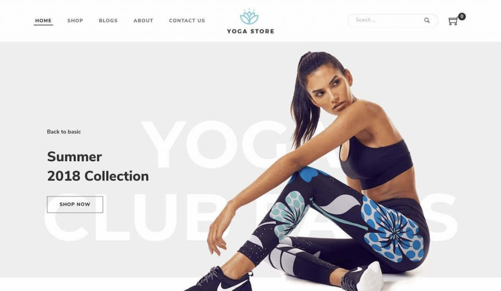 Best Fashion Ecommerce Themes For WordPress 2019