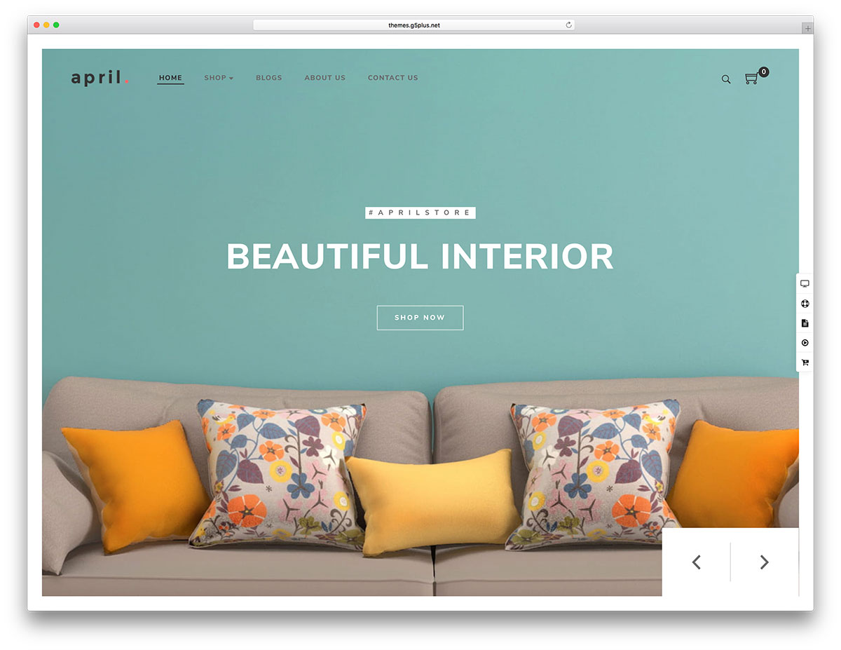 53 Awesome eCommerce WordPress Themes 2018 - Colorlib