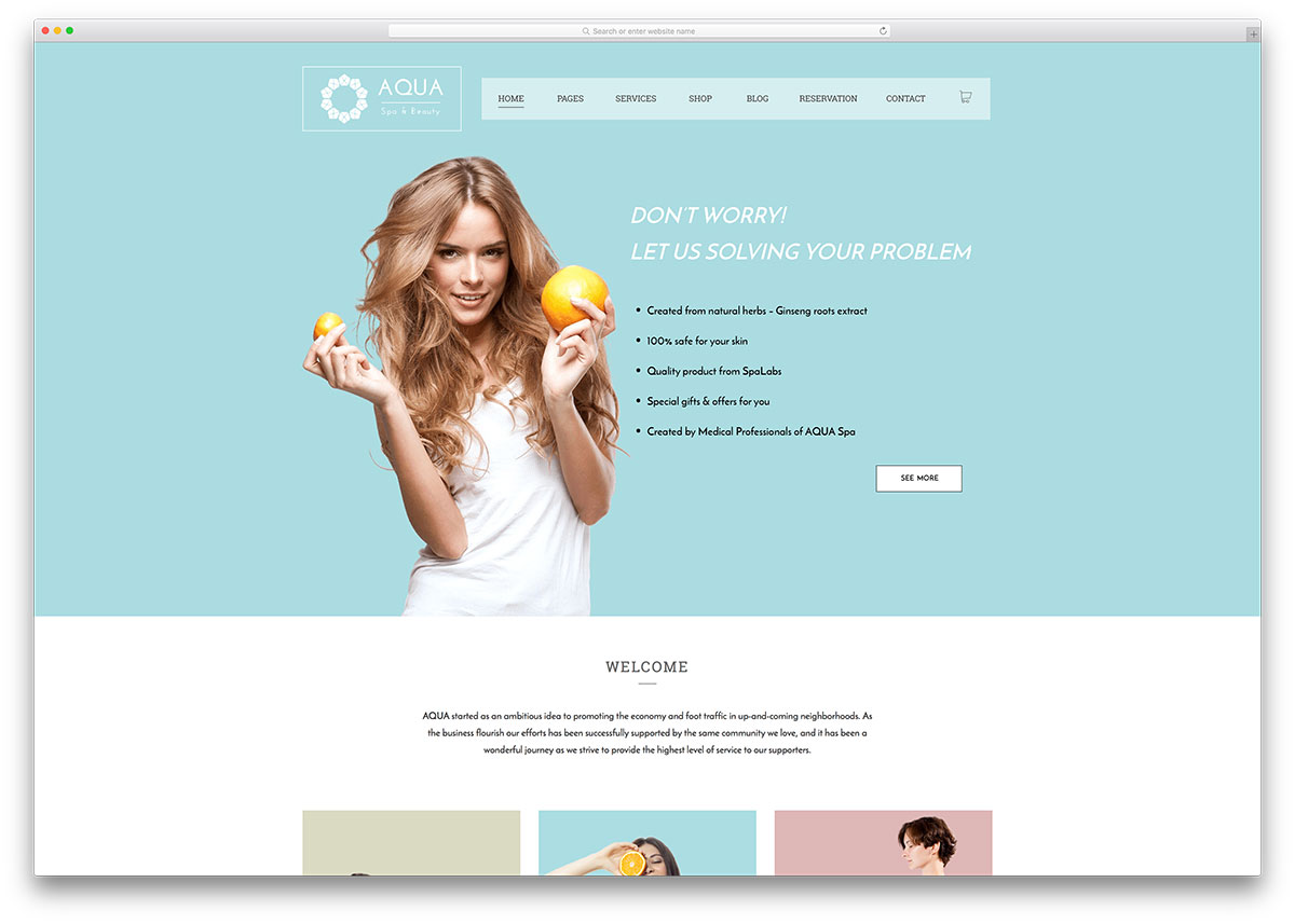 aqua-creative-spa-salon-wordpress-theme