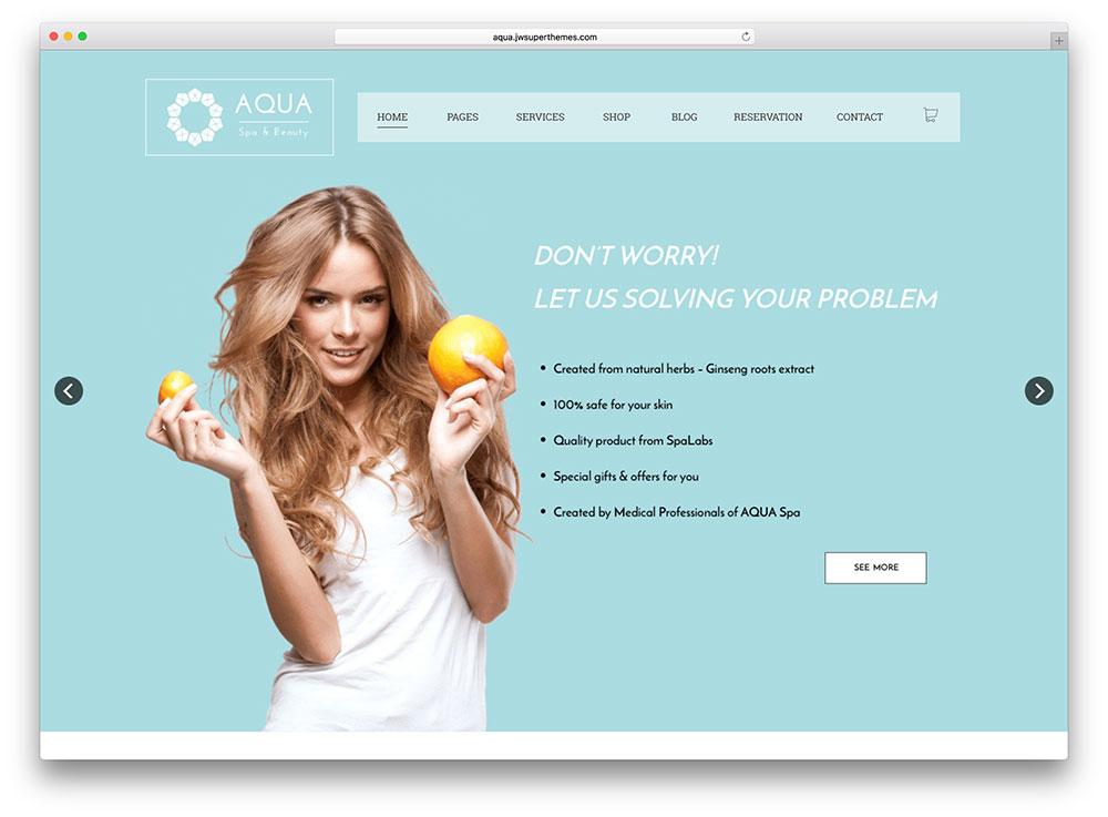 aqua-spa-beauty-salon-wordpress-theme