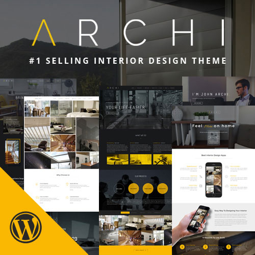 Archi Themes on Colorlib
