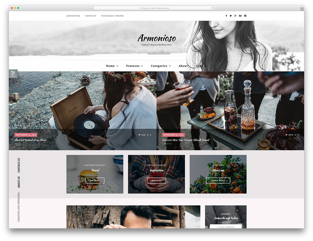 armonioso-beautiful-fashion-wordpress-theme
