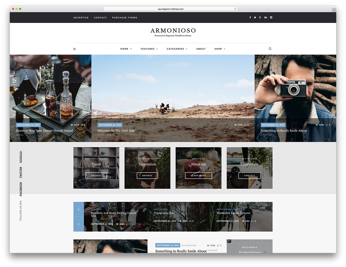 armonioso-beautiful-wordpress-blog-theme