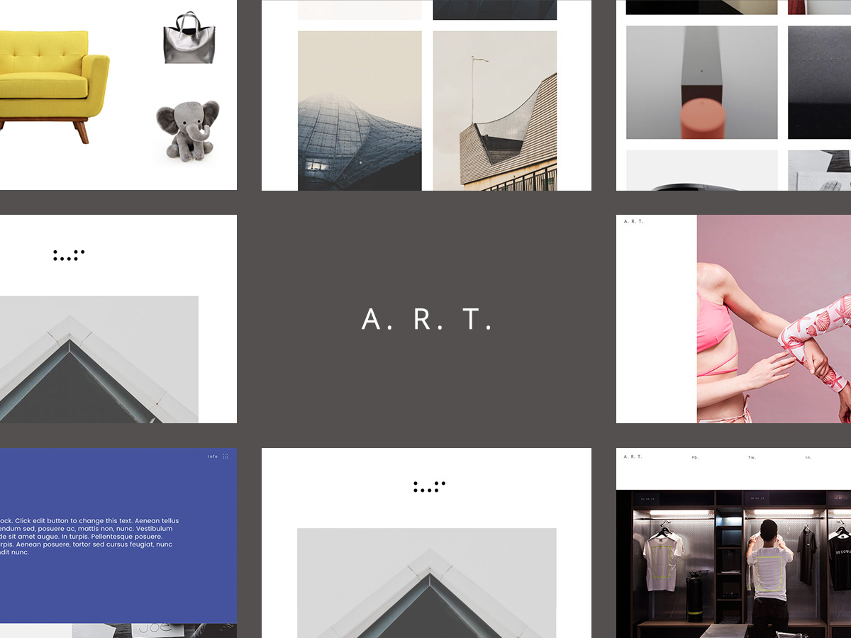50+ Best Personal Portfolio WordPress Themes 2018 - Colorlib