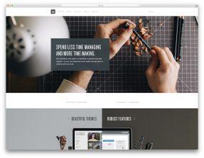 Artist Website Builders