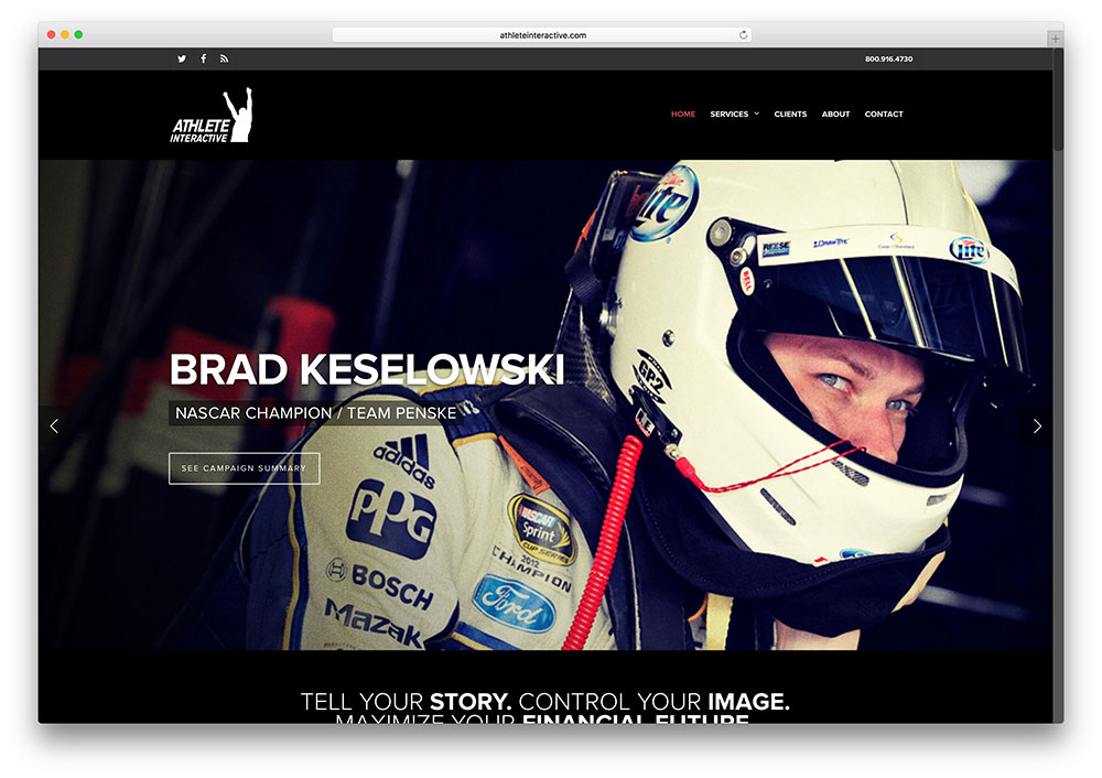 athleteinteractive-personal-bran-marketing-site