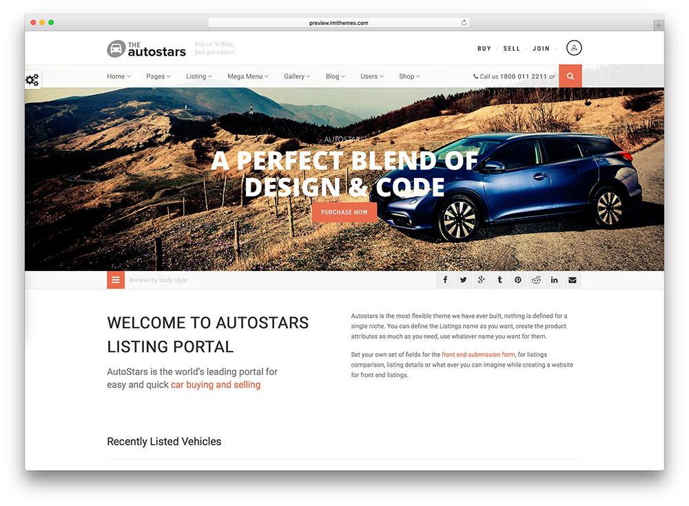 autostart-automotive-wordpress-theme