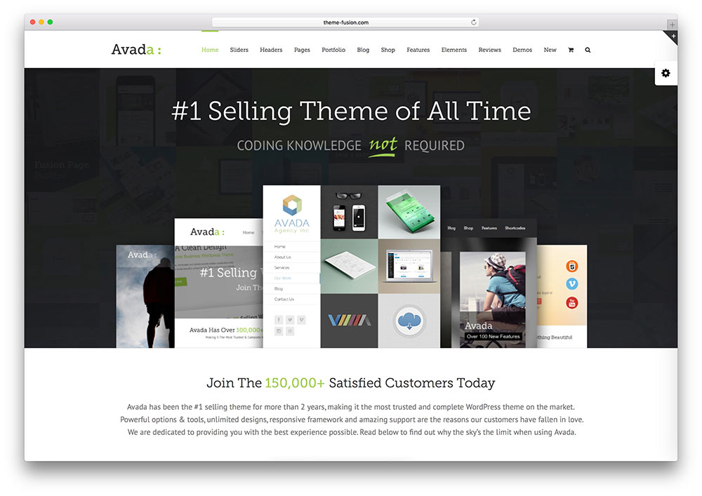 wordpress theme with multiple page templates - 40 best landing page wordpress themes for apps products