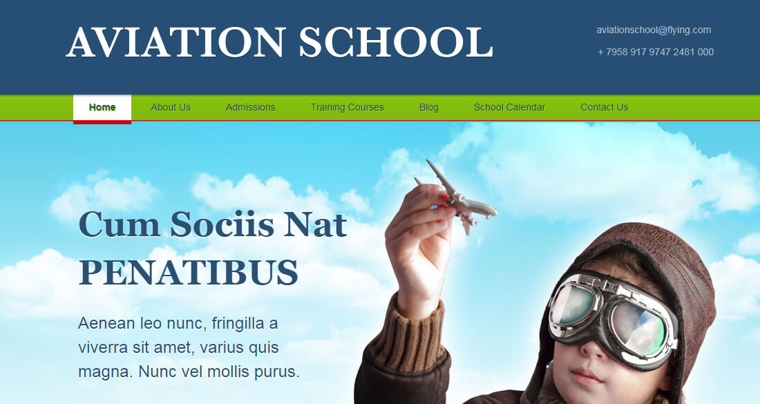 aviation-school