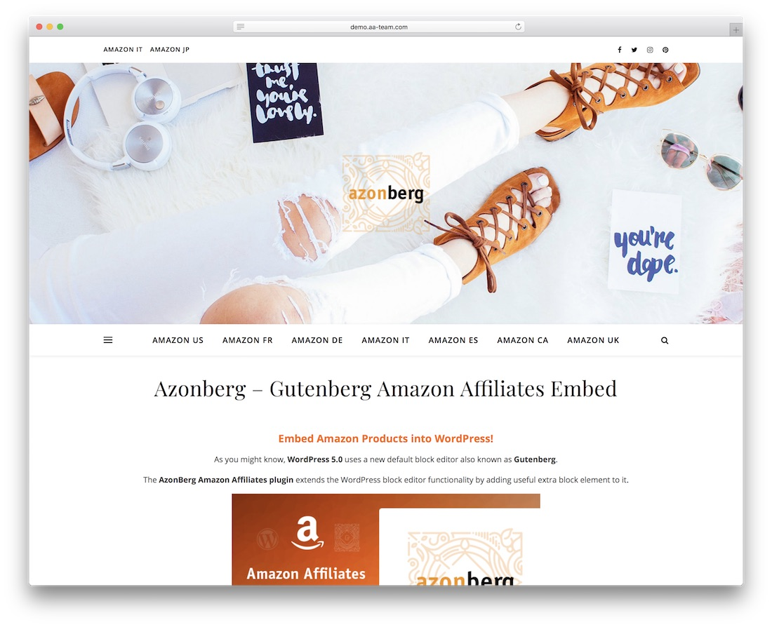 The Best Amazon Affiliate WordPress Plugins for 2019 - Colorlib