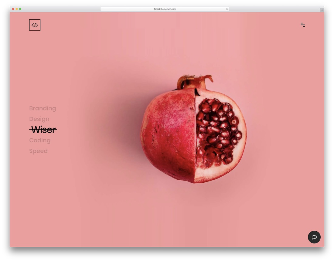 bab artist website template