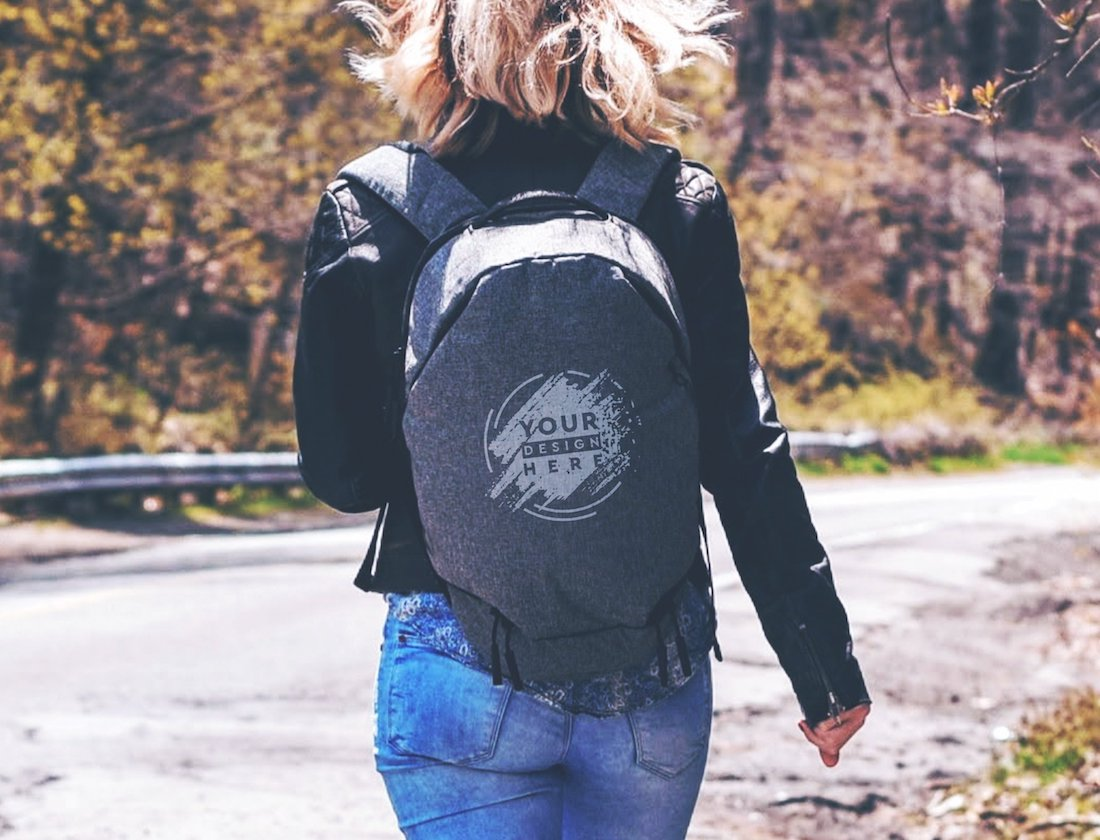 23 Best Realistic Backpack Mockup Templates 2020 Colorlib
