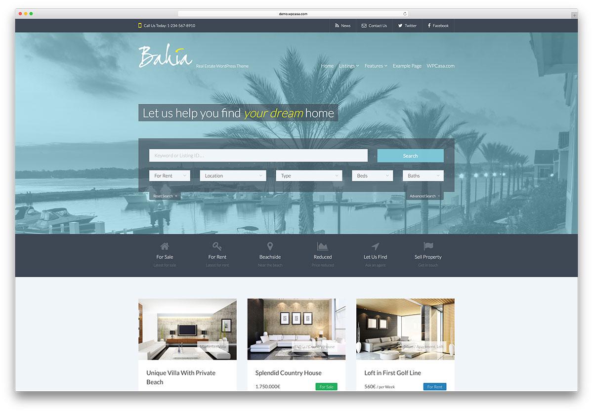 bahia-classic-real-estate-wordpress-theme