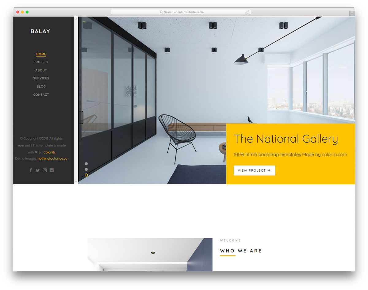 27 Best Free Html5 Website Template Wordpress Website Template