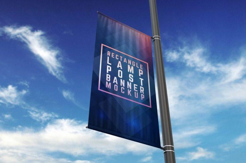 23 Banner PSD Mockups For Fantastic Banner Advertising
