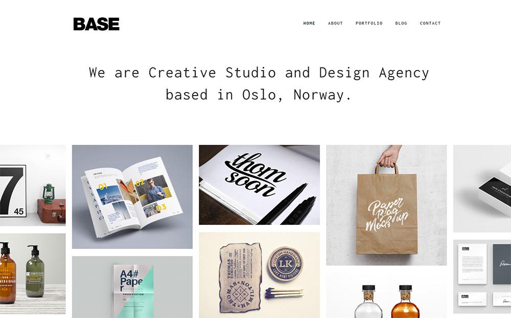 Base WordPress Theme