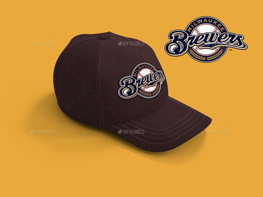 baseball cap mock-up
