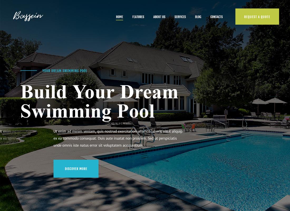 bassein-swimming-pool-service-wp-theme