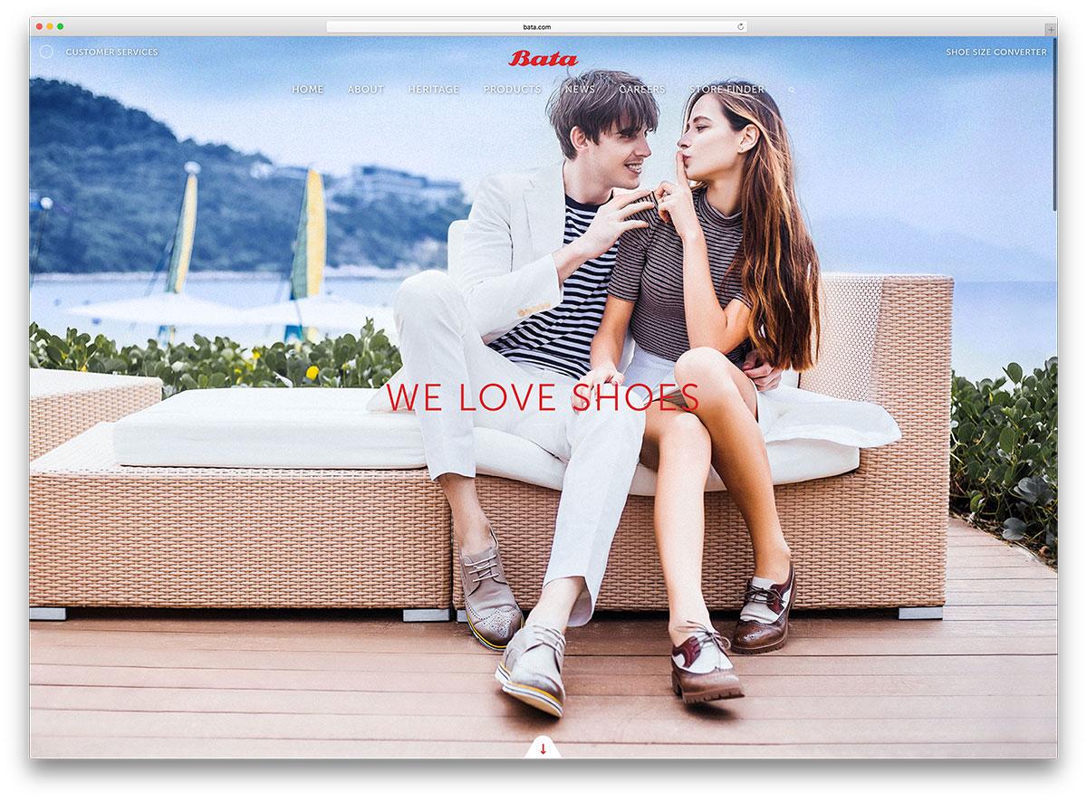 bata-shoe-store-website-using-wordpress