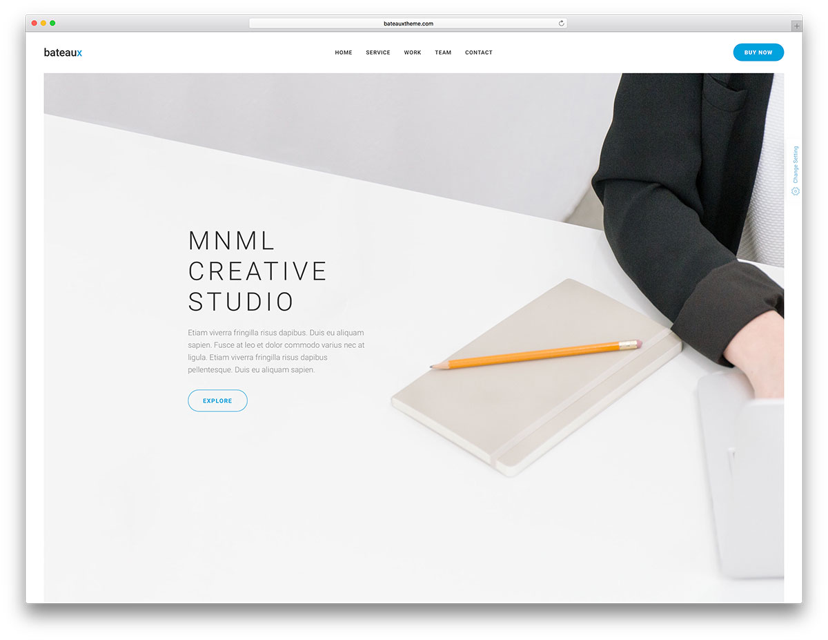 bateaux-creative-studio-wp-website-template