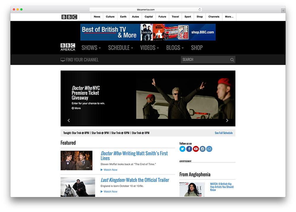 bbc-america-wordpress-site