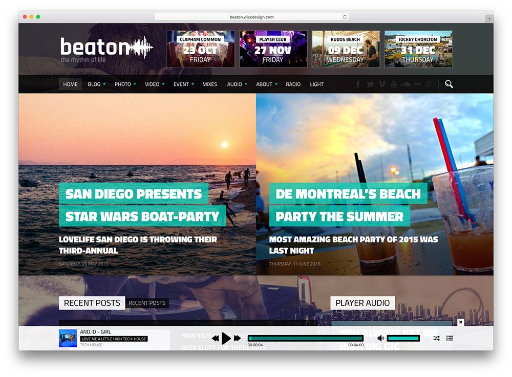 beaton-entertainment-blog-wordpress-theme
