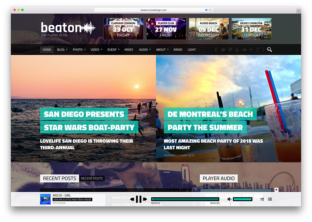 beaton-music-event-magazine-theme