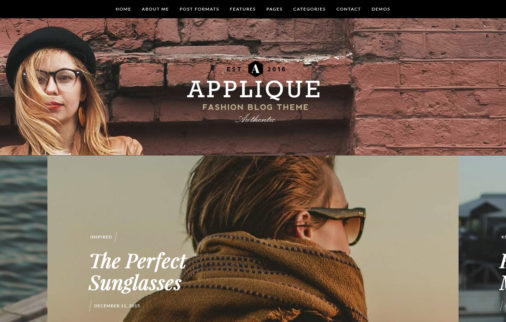 Beautiful Fashion Wordpress Themes