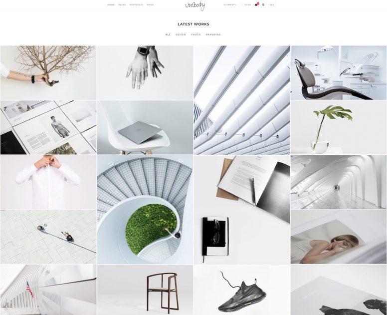 Beautiful Website Templates
