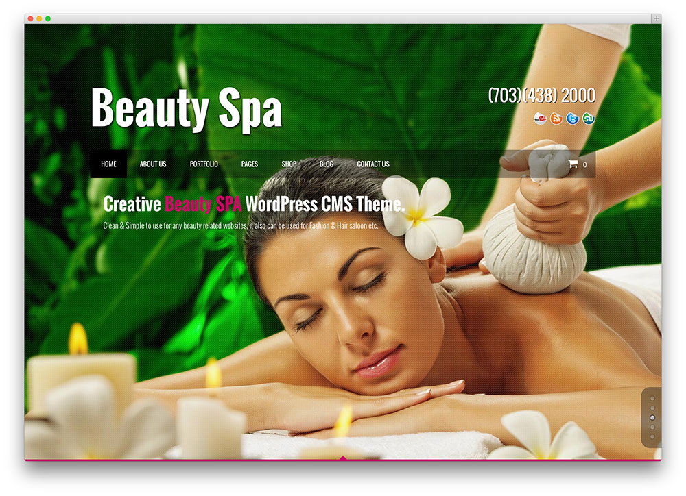 Beauty spa business plan
