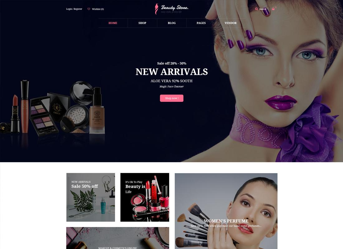 Vani | Health & Beauty WooCommerce WordPress Theme