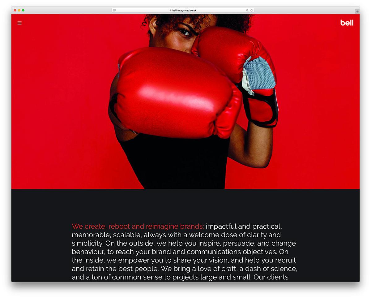 bell-integrated-marketing-agency-website