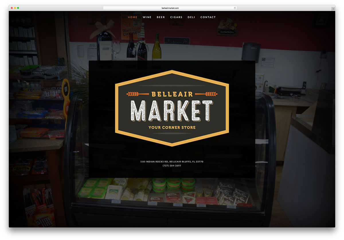 belleairmarket-local-store-site-with-squarespace