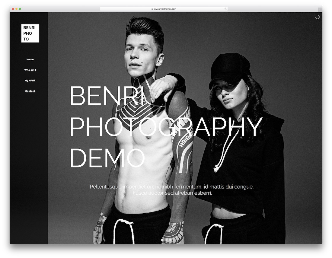 benri cheap wordpress theme