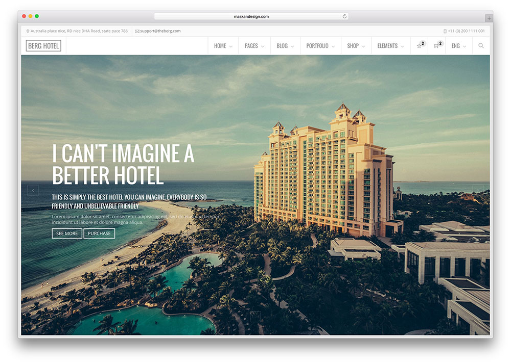 berg-creative-fullscreen-hotel-website-template