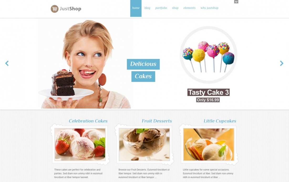 15 Best WordPress Themes for Bakeries, Coffee Shops, Food Bloggers and More 2014
