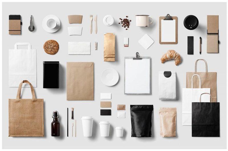 Branding-mockups-set-collection