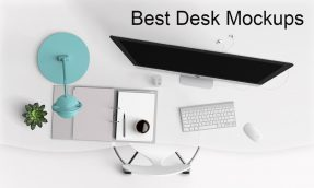 Desk-mockups-collection