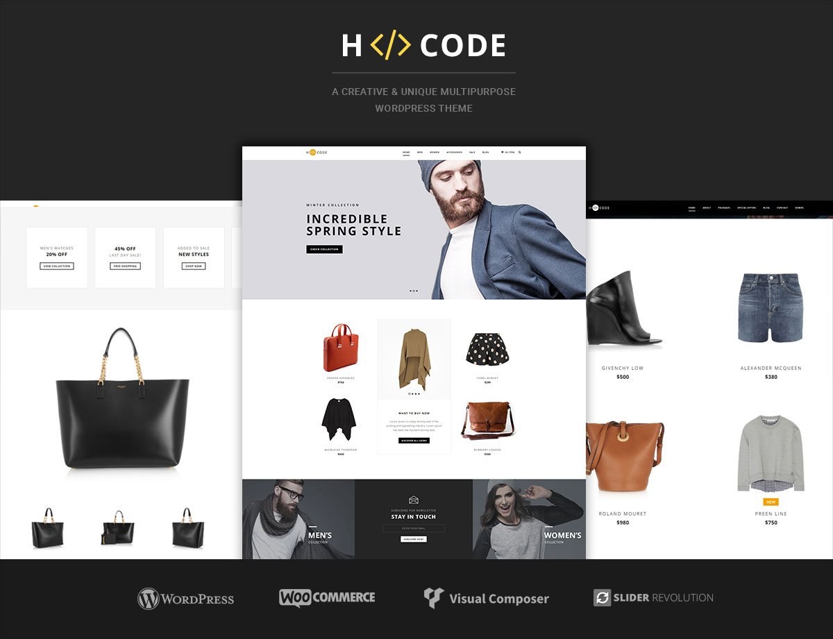 52 awesome ecommerce wordpress themes 2018 colorlib for Best online store website