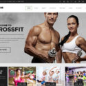 39 Best WordPress Fitness Themes 2019 For Gym, Fitness Centers And Crossfit Groups